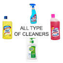 All Type Cleaners