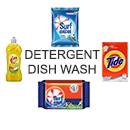 Detergents  Dish wash