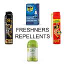 Fresheners Repellents