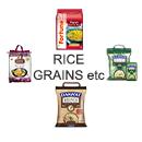 Rice Grains etc.