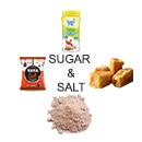 Sugar Salt etc.