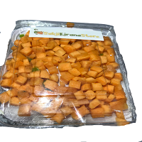 Small Chopped Carrot