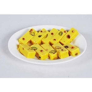 Pineapple Barfi