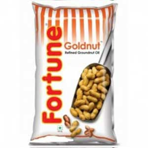Fortune Groundnut Oil Refined
