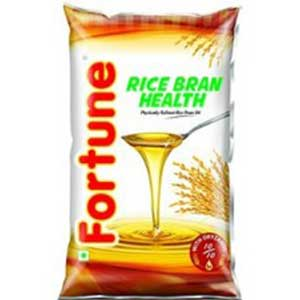 Fortune Oil  Rice Bran Health