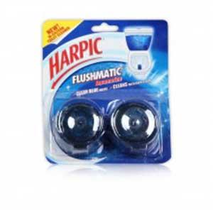 Harpic Flushmatic Aquamarine