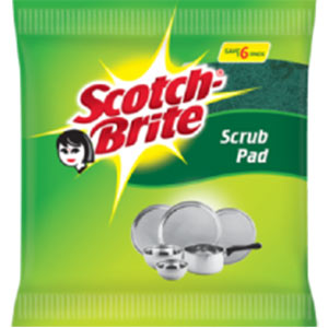 Scotch Brite Scrub Pad