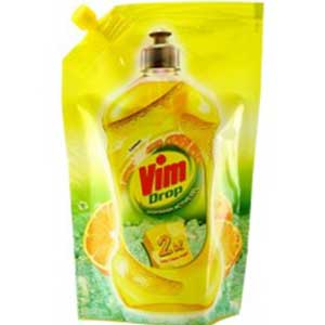 Vim Drop Dishwash Refill Pack