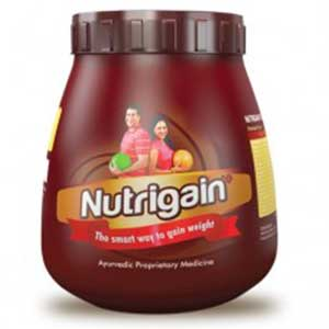 Nutrigain Plus Chocolate Powder