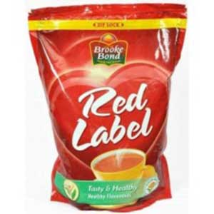Red Label Tea Pouch
