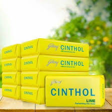 Cinthol Lime Soap