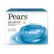 Pears Soft and Fresh Soap