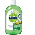 Dettol Liquid Disinfectant Cleaner Lime Fresh