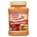Dr Oetker FunFoods Veg Mayonnaise for Burger