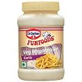 Dr Oetker FunFoods Veg Mayonnaise Garlic