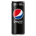 Pepsi Soft Drink  Black Can