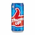 Thums Up Soft Drink Can