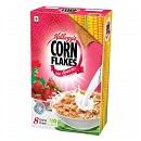 Kelloggs Corn Flakes Strawberry Puree