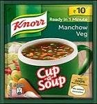 Knorr Soup Manchow Veg