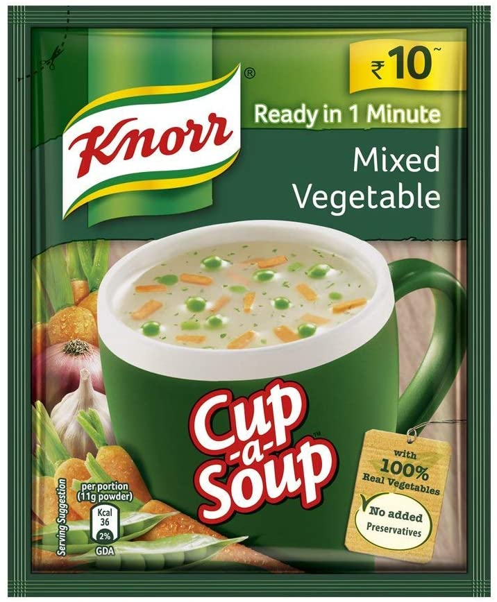 Knorr Instant Mixed Vegetable