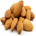 California long pointed  Almonds