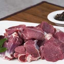 Lamb Curry Cut