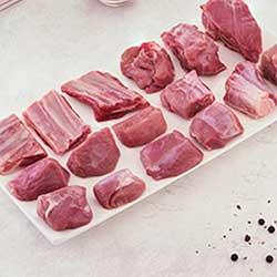 Rich Goat Curry Cut
