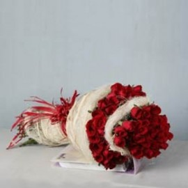Double Layer Rose bunch
