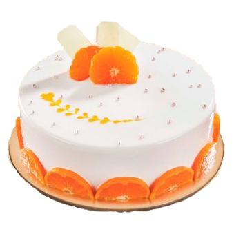 Vanila Orange Cake