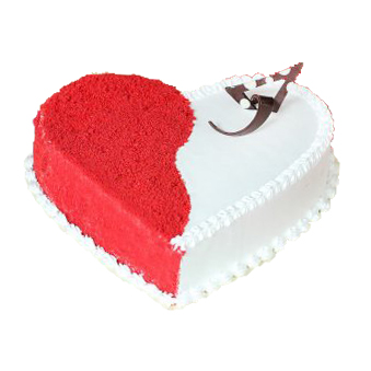 Pure Half Love Red Velvet