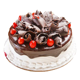 Love Blackforest cake