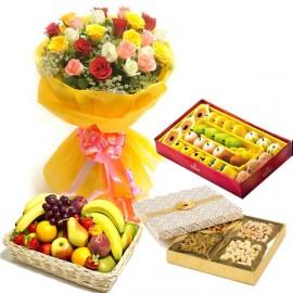 Flower fruit sweet dry Box