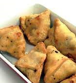 Fresh Panjabi Chola Samosa